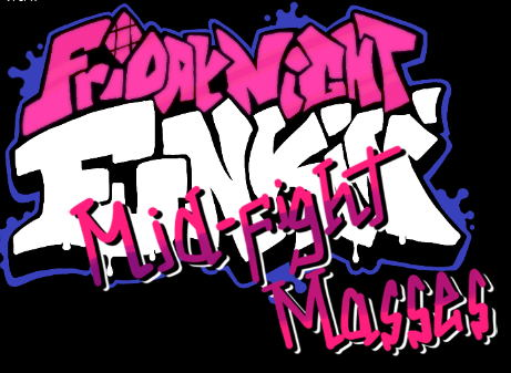 Friday Night Funkin Sarvente's Mid-Fight Masses Mod